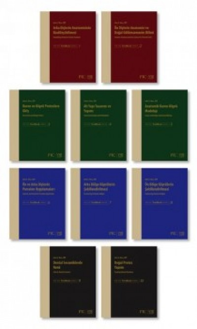 PTC Kitap Seti (10 Kitap)
