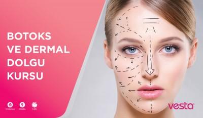 Botox ve Dermal Dolgu Eğitimi